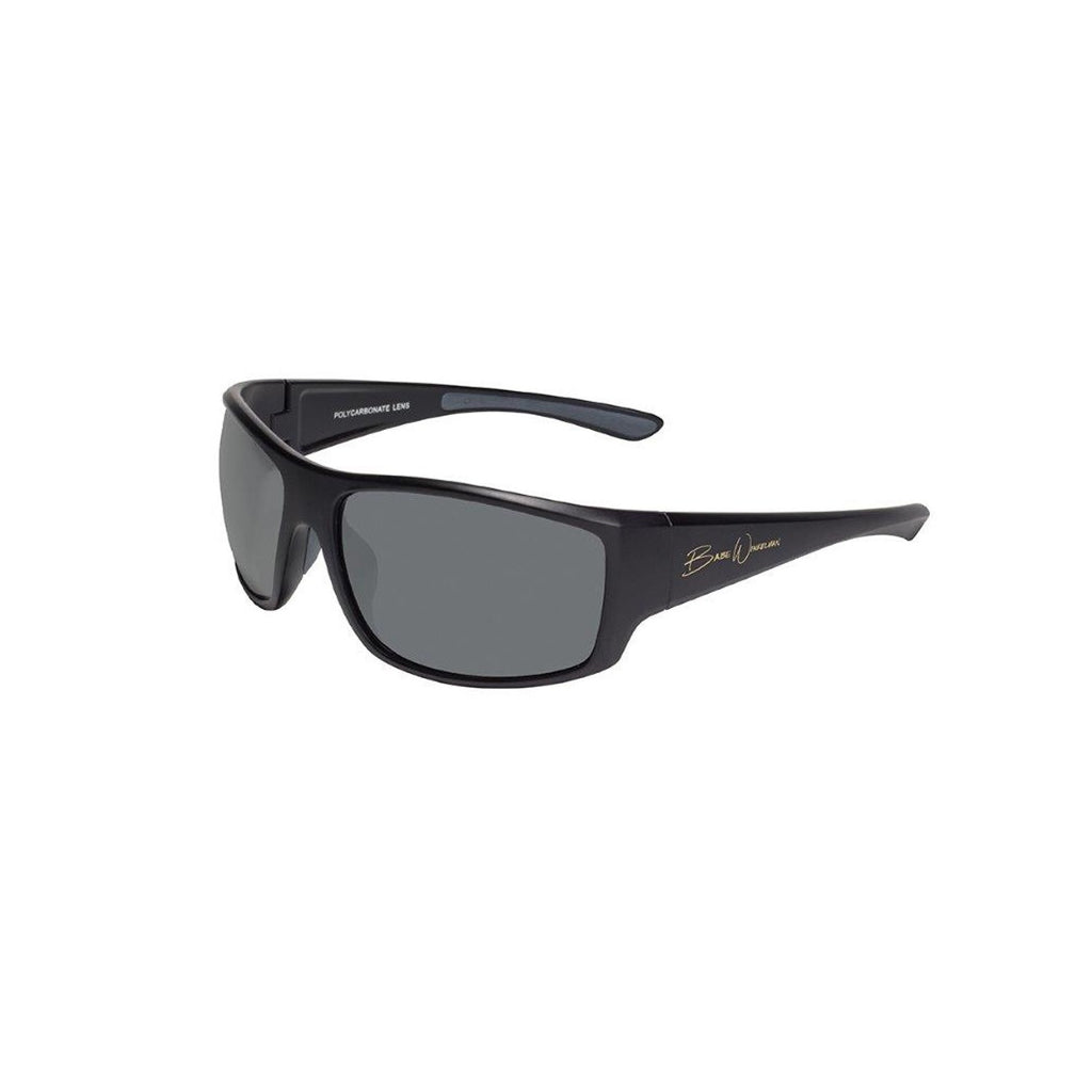 BluWater Babe 3 Gloss Black Poly Frame w/Grey Polarized Lens