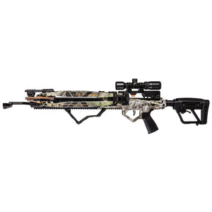 Bear Archery Fisix FFL Crossbow Package-Real Tree Extra