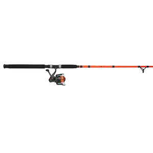 Mitchell AvoSpecies Combo 61000, 4.9:1 Gear Ratio 18 lb Max Drag, 8' 2pc Rod 6-14lb Line Rate Ambidextrous