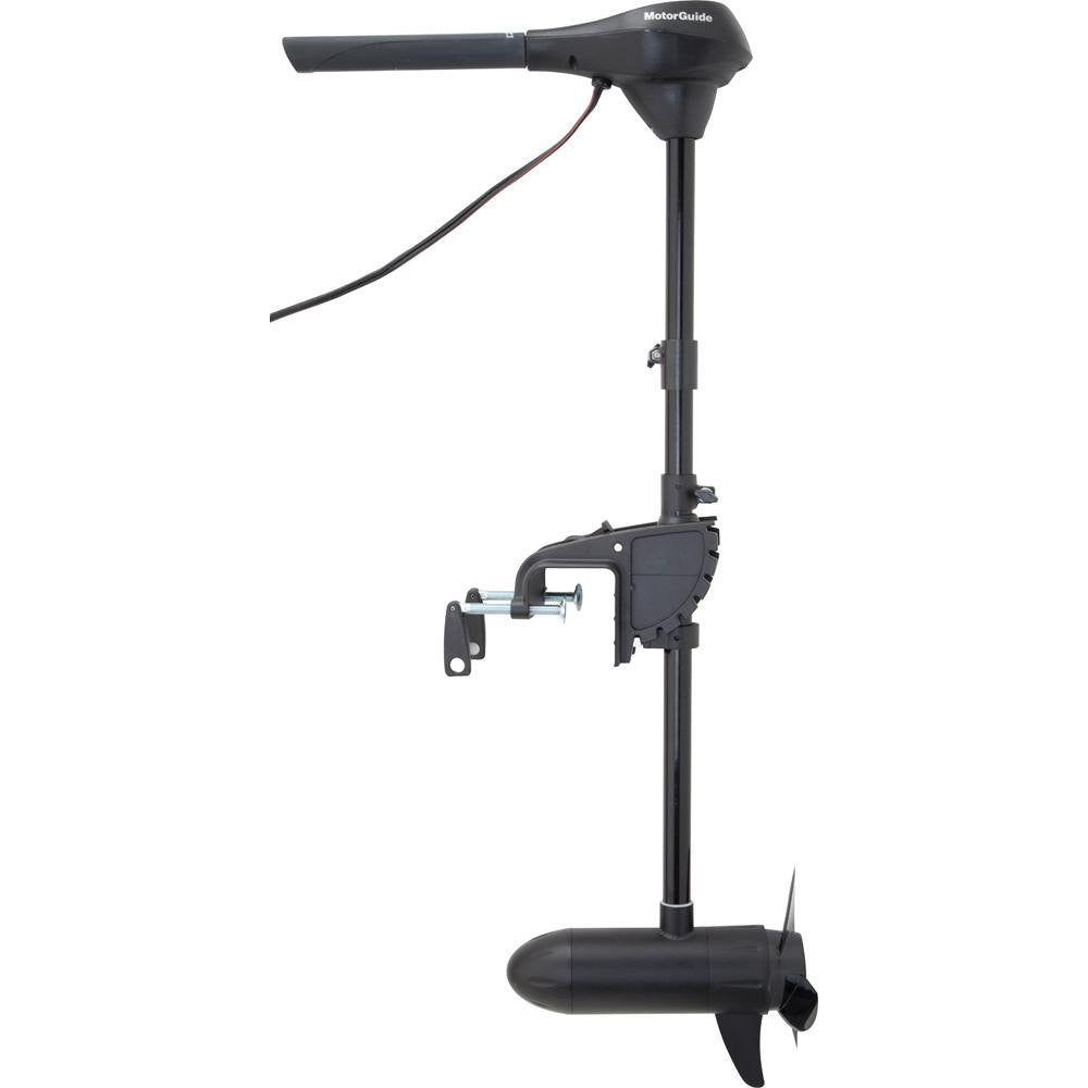 MotorGuide X3-55FW Hand Control Pontoon Bow Mount- 55lb,50in,12v