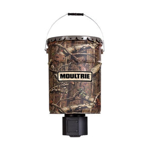 Moultrie Feeders 6.5-Gallon Quiet Feeder