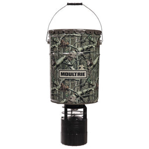 Moultrie Feeders 6.5 Gallon Econo Plus with Quick Lock