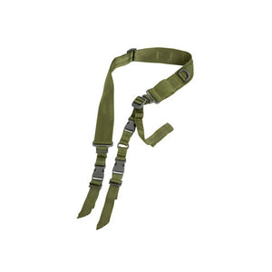NcStar 2 Point Tactical Sling Green