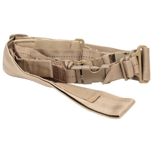 NcStar 2 Point Tactical Sling Tan