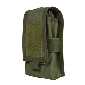 NcStar 2 - AR/AK Magazine or Radio Pouch Green