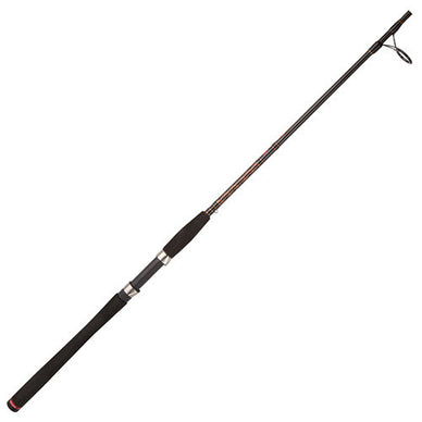Penn Sqardron II Inshore Spinning Rod 7' Length, 1 Piece Rod, 15-30 lb Line Rate, 3/4-2.5 oz Lure Rate, Heavy Power