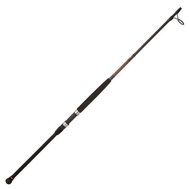 Penn Squadron II Surf Spinning Rod 12' Length, 2pc Rod, 20-40 lb Line Rate, 4-8 oz Lure Rate, Medium/Heavy Power