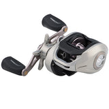 "Pflueger Trion Low Profile Baitcast Reel 7.3:1 Gear Ratio, 6 Bearings, 31"" Retrieve Rate, Right Hand, Clam Package"