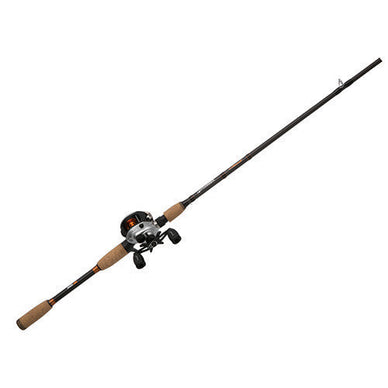 Pflueger Monarch Low Profile Combo, 7.3:1 Gear Ratio, 7' 1pc Rod, 10-17 Line Rating