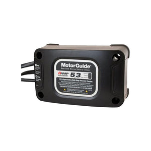 MotorGuide  8 Amp Dual Bank Battery Charger
