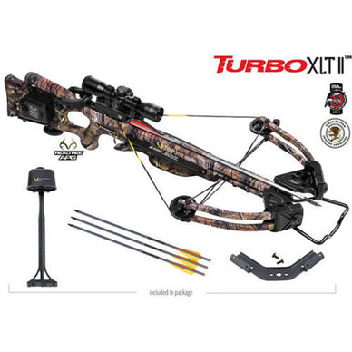 Tenpoint Turbo Xlt Ii Acudraw Crossbow Package - Realtree Apg