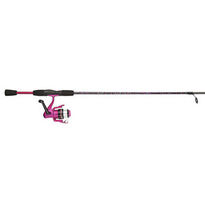Shakespeare Amphibian Spinning Combo 30, 1 Bearings, 5'6