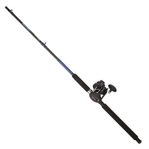 "Shakespeare Tidewater Trolling Combo, 30, 8'6"" 2pc Rod, Medium Power"
