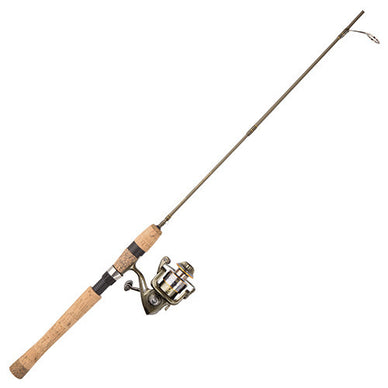 Shakespeare Wild Series Pack Combo 5 Bearings, 6' Length, 4 Piece Rod, 6-12 lb Line Rate, Medium/Light Power