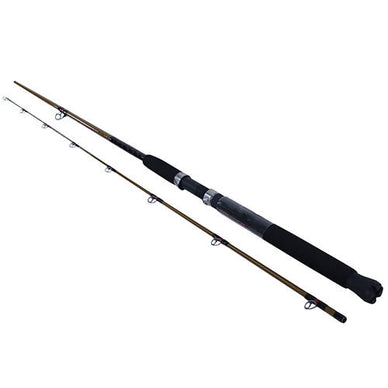 Shakespeare Ugly Stik Tiger Casting Rod 8' Length, 2pc Rod, 12-30 lb Line Rate, 1-4 oz Lure Rate, Medium/Light Power