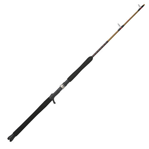 "Shakespeare Ugly Stik Tiger Elite Casting Rod 5'10"" Length, 1pc Rod, 80-130 lb Line Rate, 6-10 oz Lure Rate, Extra Heavy Power"