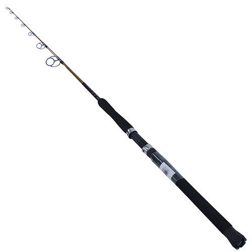 Shakespeare Ugly Stik Tiger Elite Jig Casting Rod 6' Length, 1pc Rod, 80-130 lb Line Rating, 6-10 oz Lure Rate, Extra Heavy Power
