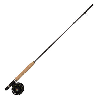 Shakespeare Cedar Canyon Premier Fly Combo, 9' 4pc Rod, 7/8wt Line Rate, Ambidextrous