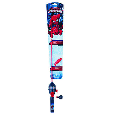 Shakespeare Youth Fishing Kits Spiderman