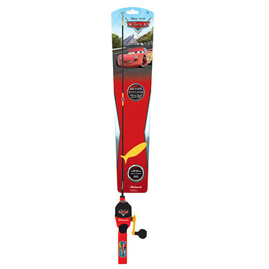 Shakespeare Youth Fishing Kits Disney Cars