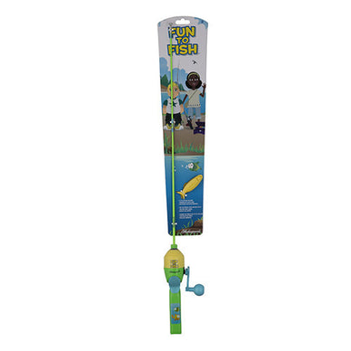Shakespeare Youth Fishing Kits Kids Fun