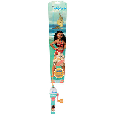 Shakespeare Youth Fishing Kits Disney Moana