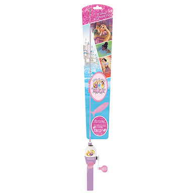 Shakespeare Youth Fishing Kits Disney Princess with Tackle Box