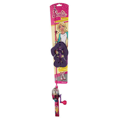 Shakespeare Youth Fishing Kits Barbie, Lights