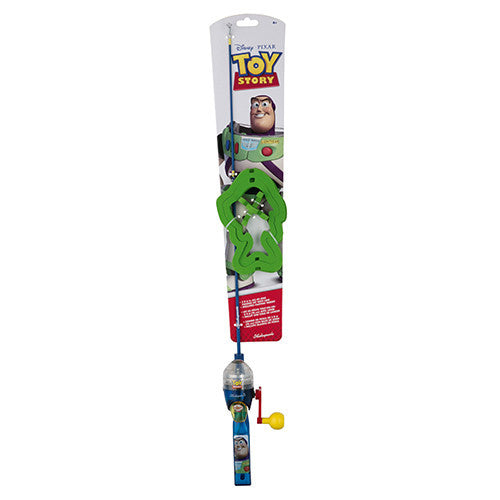 Shakespeare Youth Fishing Kits Disney Toy Story, Lights