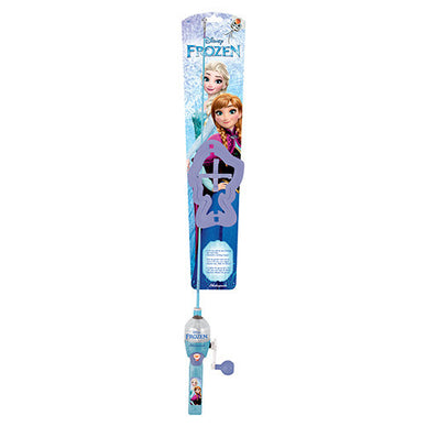 Shakespeare Youth Fishing Kits Disney Frozen, Lights