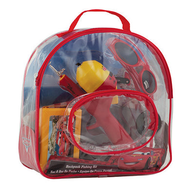 Shakespeare Youth Fishing Kits Disney Crds, Backpack