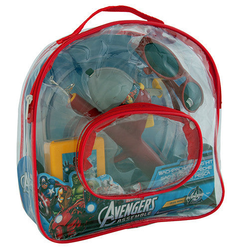 Shakespeare Youth Fishing Kits Ironman, Backpack