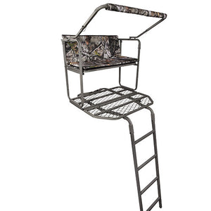Summit Treestands Ladder Stand Dual Pro