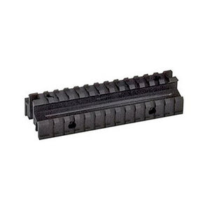 Weaver AR-15 Single Rail Carry Handle Matte Black