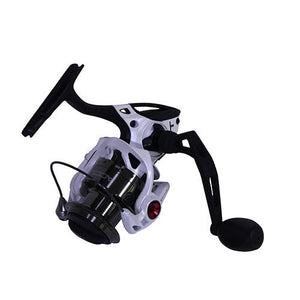 Zebco / Quantum 10bb Spinning Reel, Size 25, 5.2:1 Gear Ratio, 7+1 Bearings, Ambidextrous
