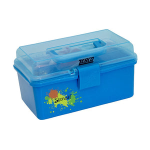 Zebco / Quantum SPLASH TACKLE BOX ASST W/TACKLE