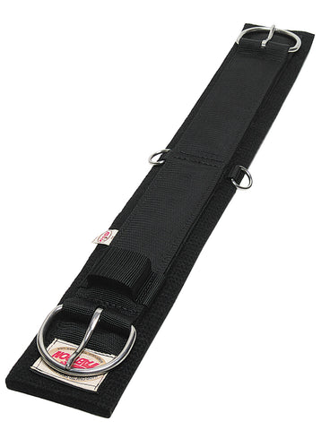 Black Felt Deluxe Comfort Trail Girth