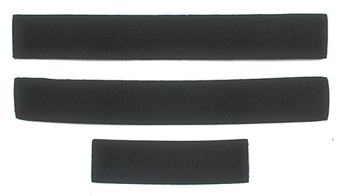 Replaceable Neoprene Breast Collar Pads