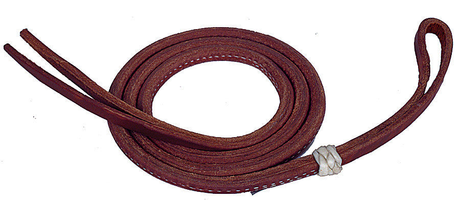 Over & Under Leather Reins