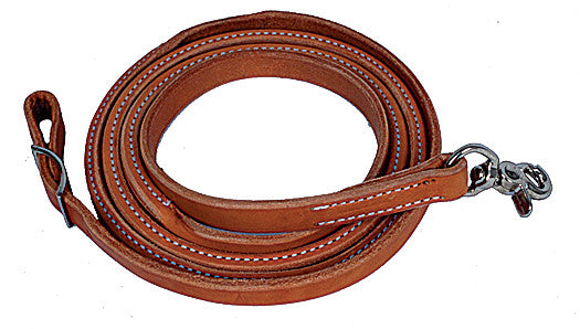 Leather Roping Reins
