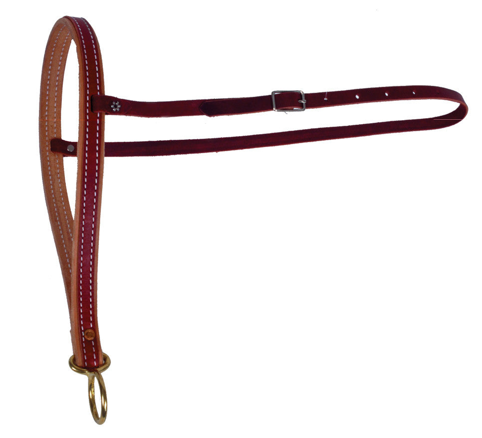 "1"" Leather Roping Bosal"