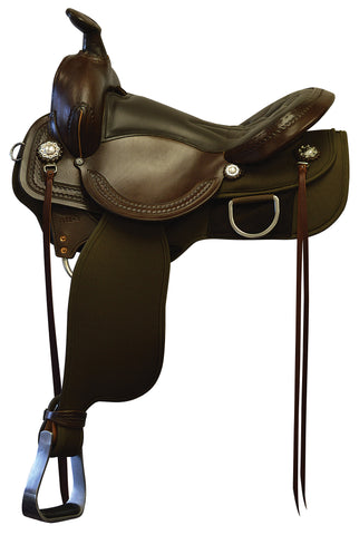 Supreme Easy Rider Trail Saddle