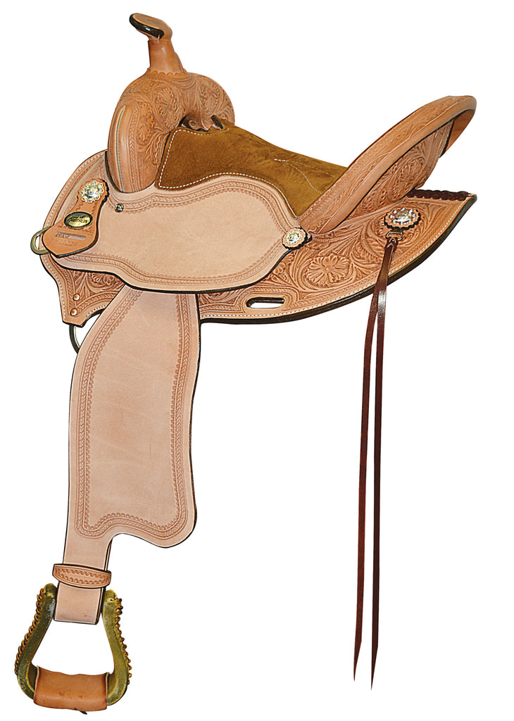 "#4 - New Floral ""Sunset Barrel Racer®"""