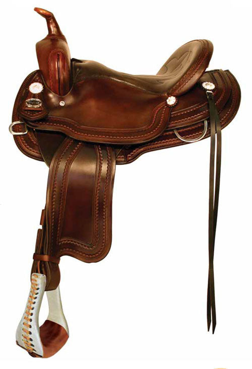 Classic Light Trail Saddle - No. 2172