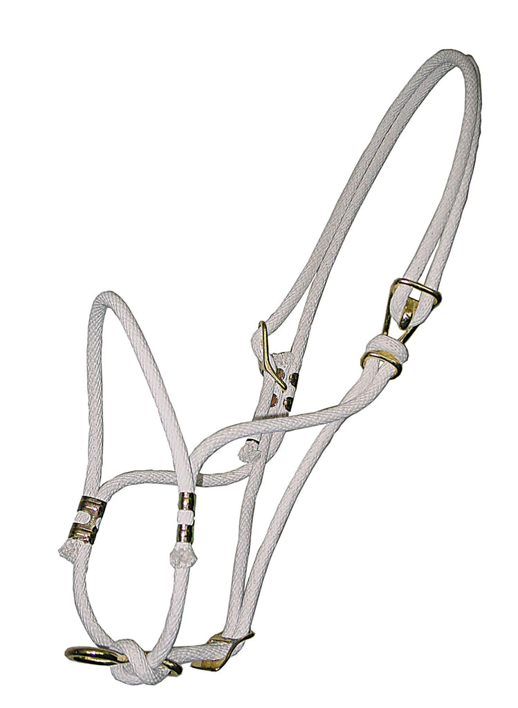 Cotton Horse Halter