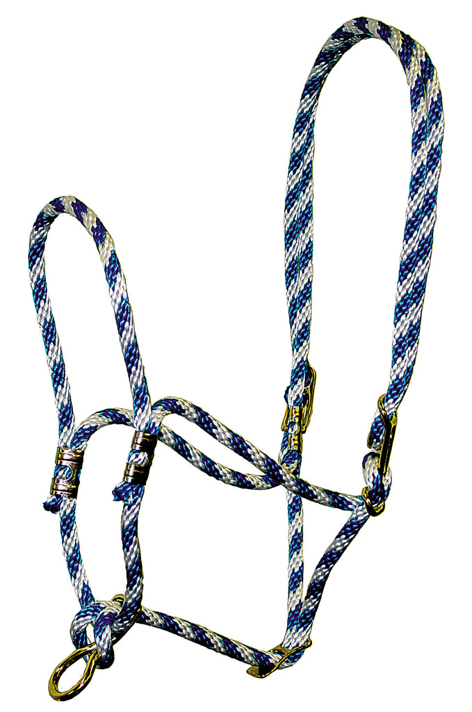 Poly Rope Horse Halter