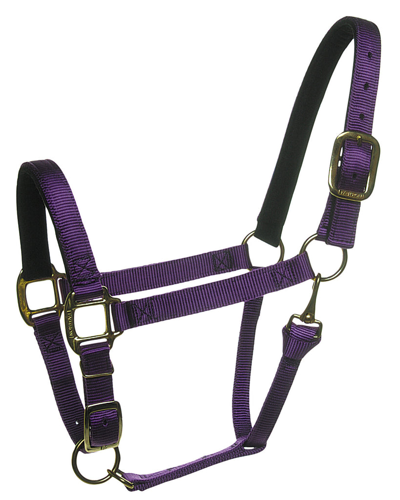 "1"" Adjustable Orthopedic Felt Lined Halter"