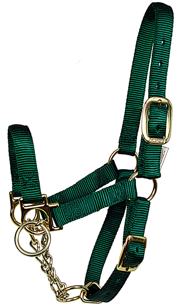 Yearling Show Control Nylon Halter