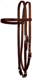 "5/8"" Nylon Browband Headstall"