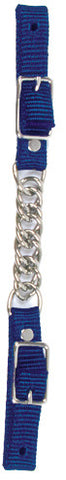 "5/8"" Twisted Chain Nylon Curb Straps"
